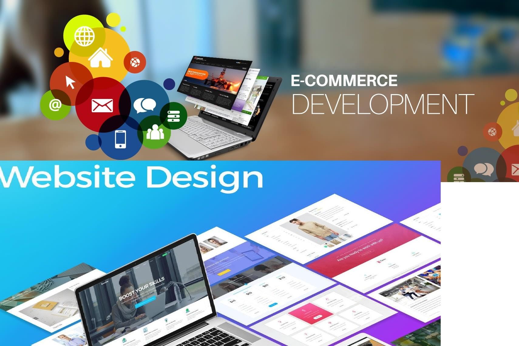 Portfolio for Easy Ecommerce   Designer and Developer