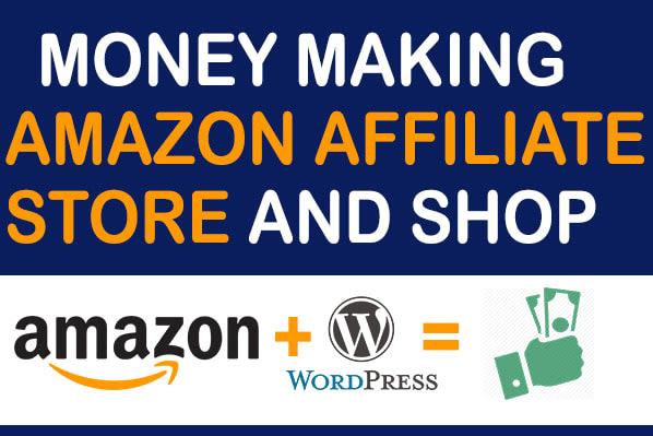 Portfolio for autopilot amazon affiliate Website