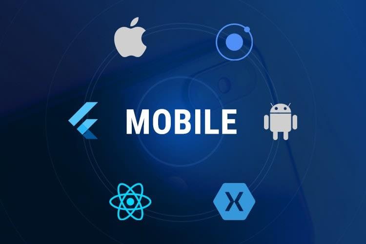 Portfolio for React Native/ionic/Flutter Hybrid Mobile