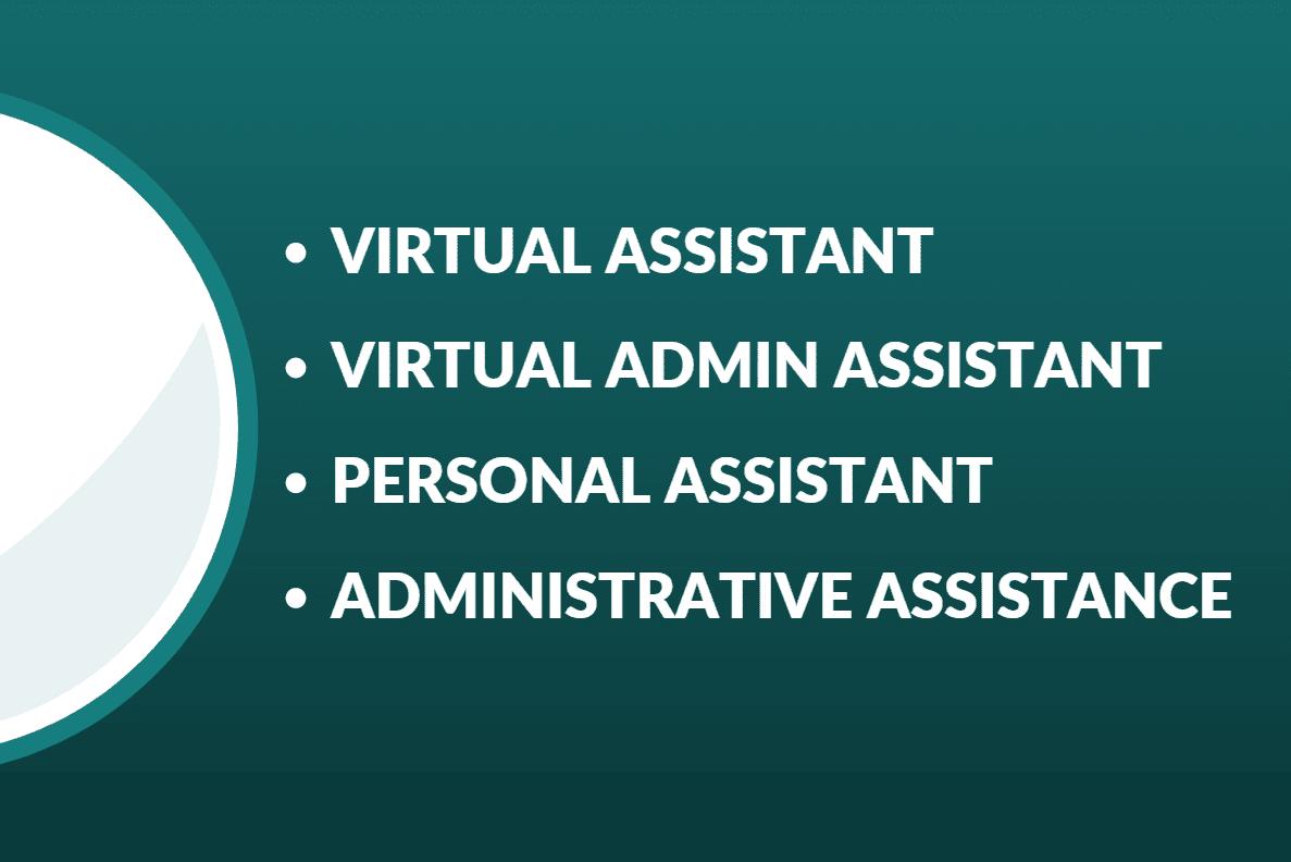 Portfolio for Multi Skilled Virtual Assistant