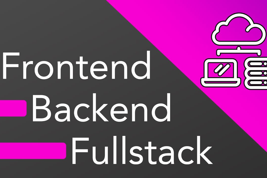 Portfolio for Frontend and Backend Web Development