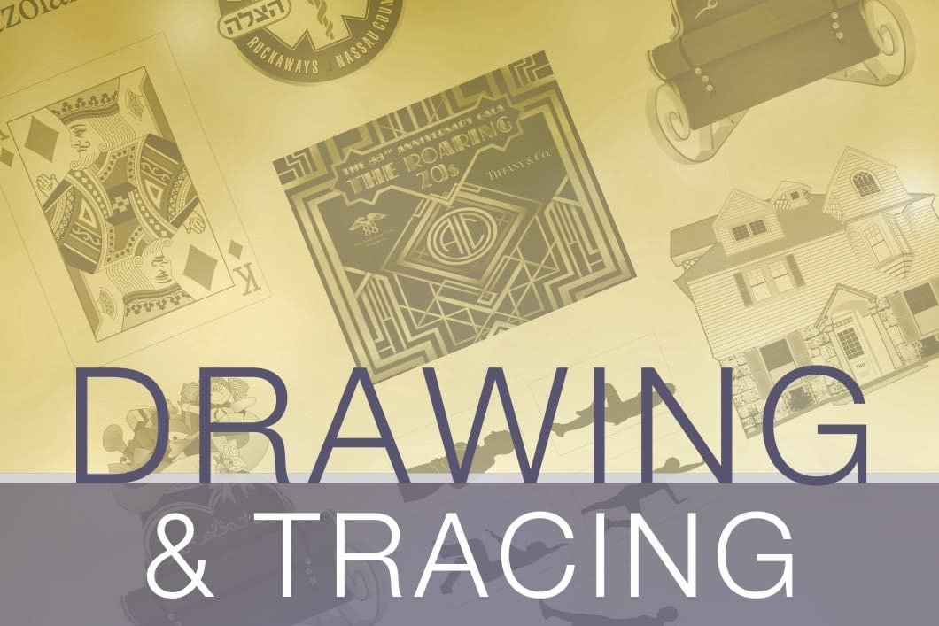 Portfolio for Drawing and Tracing
