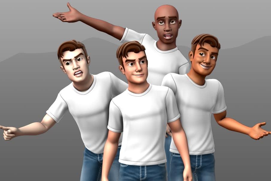 Portfolio for 3D design , 3D animation , Rigging