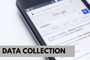Portfolio for Data Collection | Copy and Paste