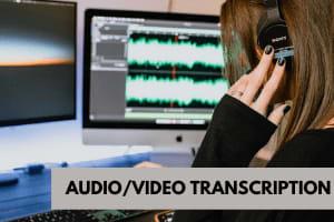 Portfolio for Audio | Video | Business transcription