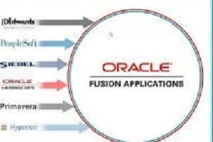 Portfolio for Oracle ERP Fusion, Oracle 12