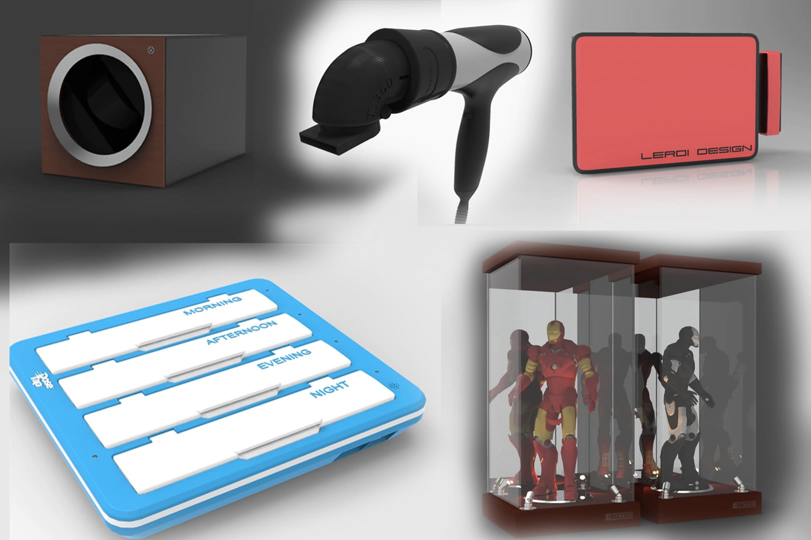 Portfolio for 3d Modeling And Animation