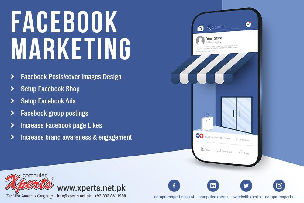 Portfolio for Facebook Advertising and Posts Design