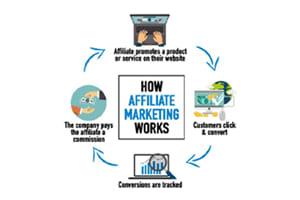Portfolio for Affiliate Marketer (Publisher)