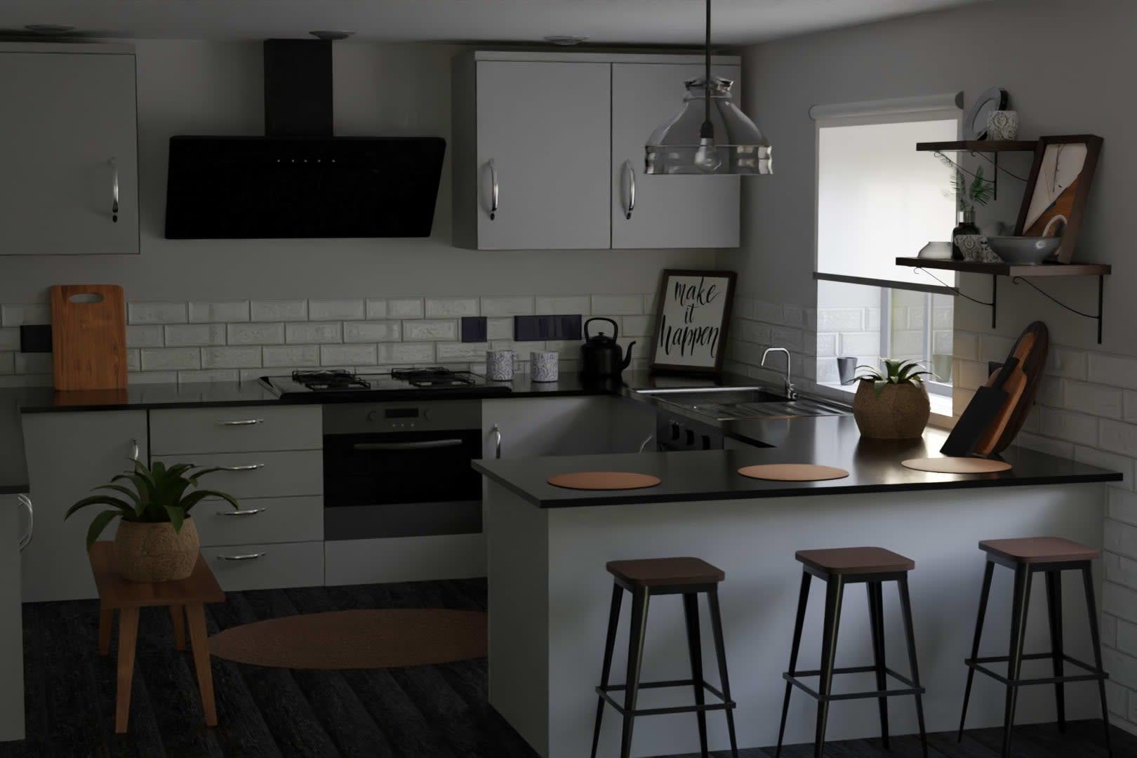 Portfolio for 3D Interior/ Exterior Design