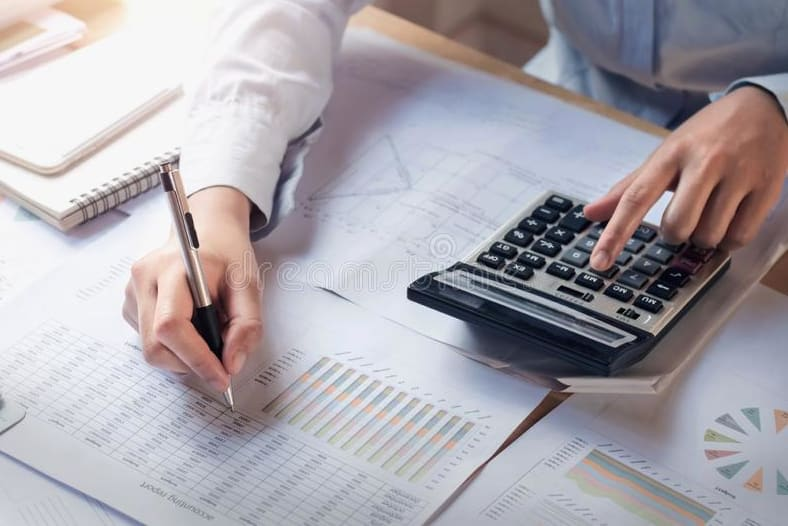 Portfolio for financial accounting, financial analysis