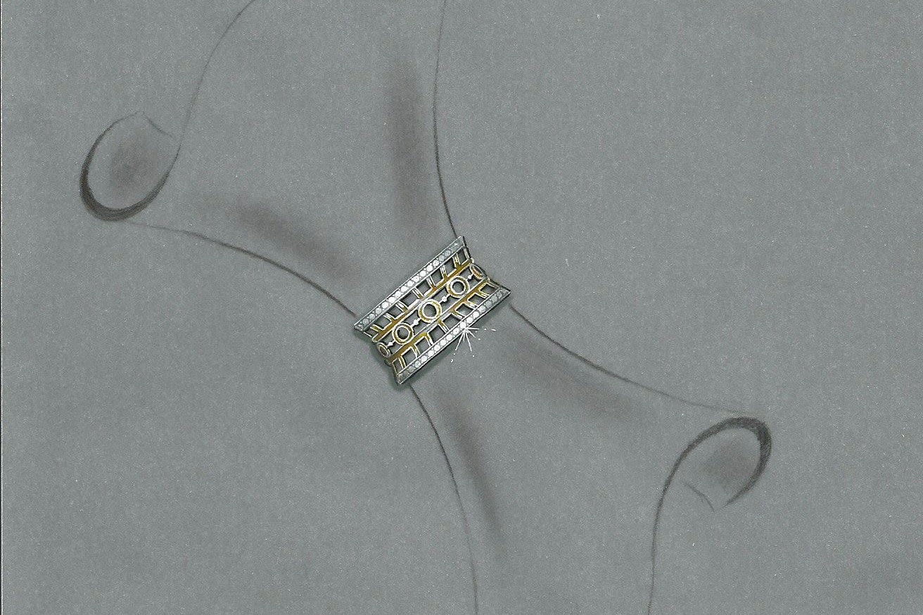 Portfolio for Jewelry Design