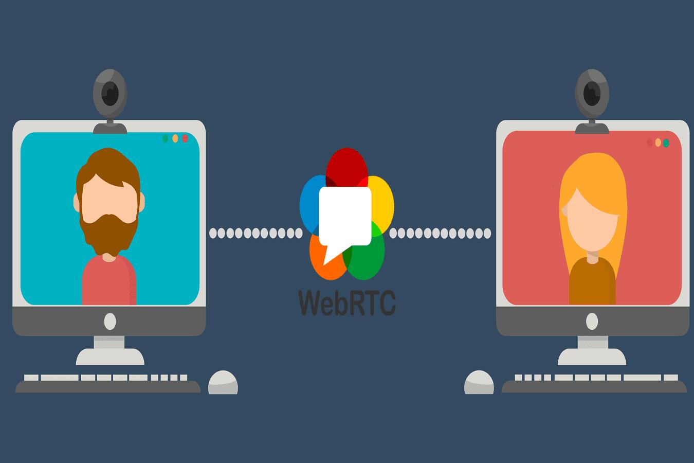 Portfolio for WebRTC Chatting web/mobile development
