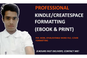 Portfolio for Book Layout & Design