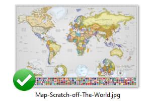 Portfolio for Maps and Cartography designer