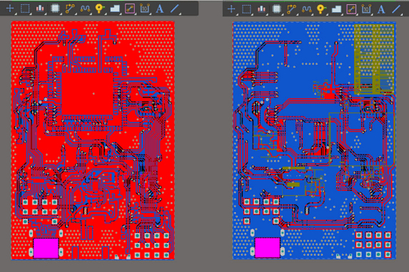 Portfolio for PCB Design Altium, KiCAD & Proteus