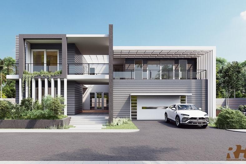 Portfolio for Architectural Design and 3D Rendering