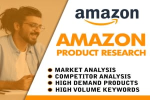 Portfolio for Amazon Product Research and Hunting