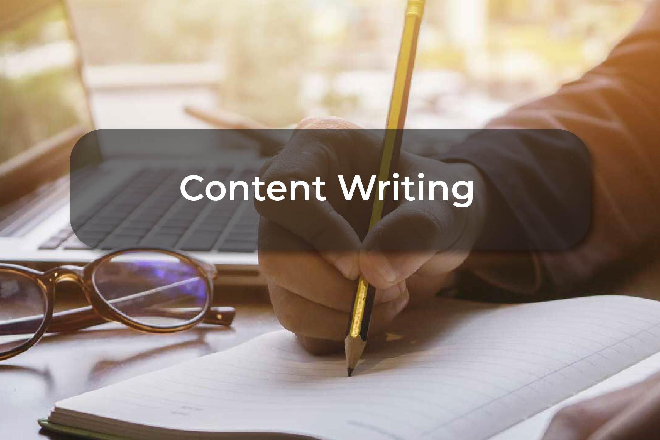 Portfolio for SEO and Content Writing