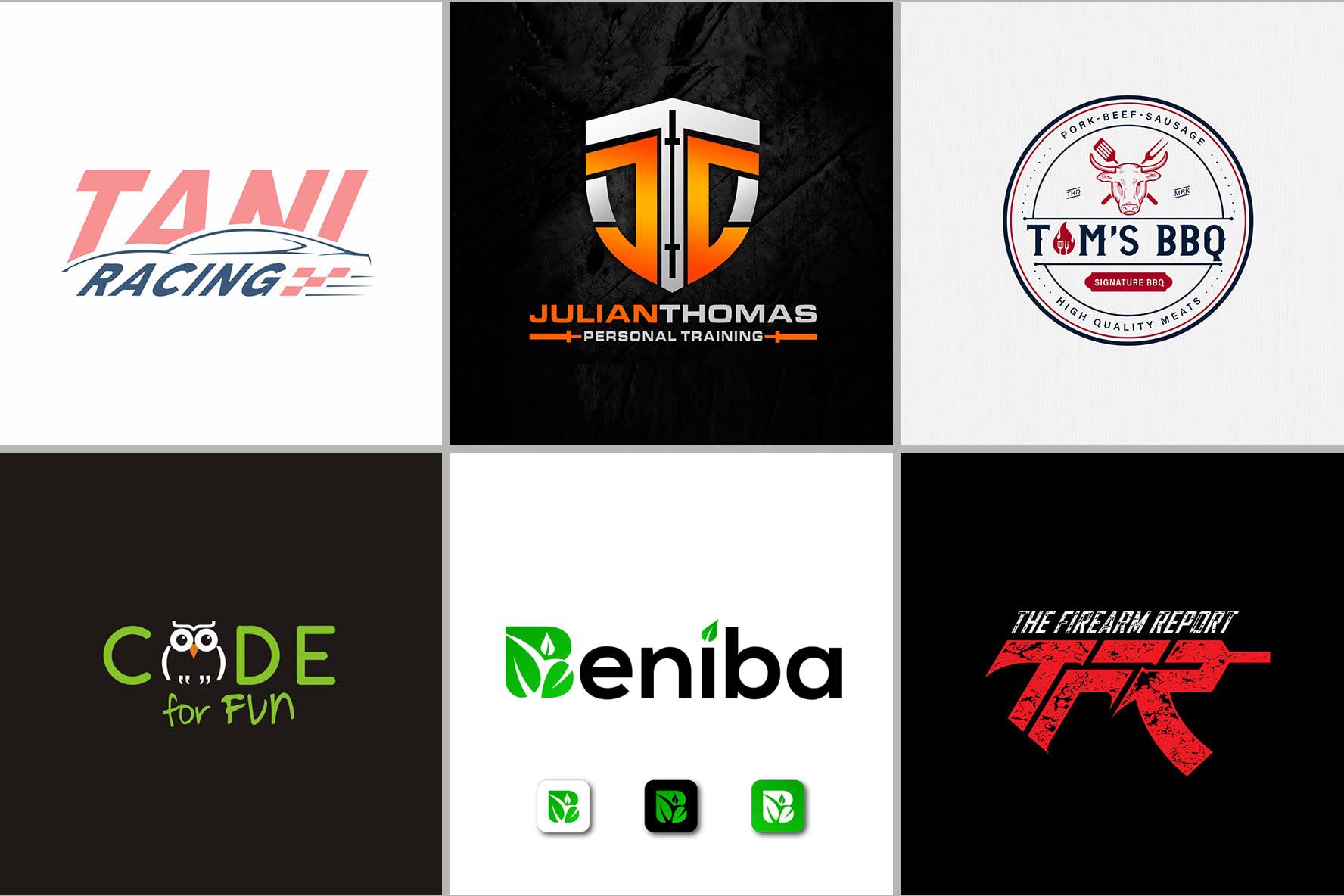 Portfolio for Logo & T-Shirt Design