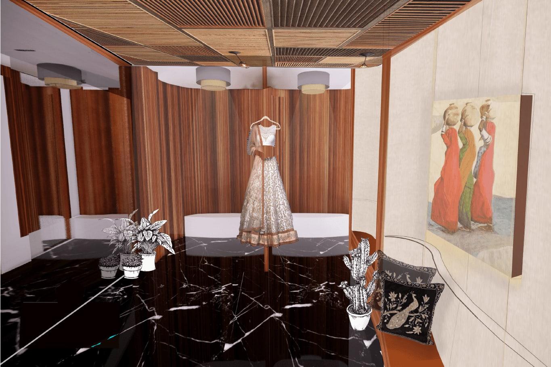 Portfolio for Interior Design, Art