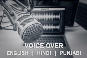 Portfolio for Voice Over Artist / Singer