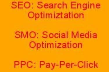 Portfolio for SEO, SMO,PPC, Social media manager
