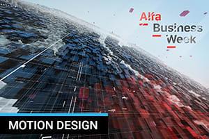 Portfolio for Motion Design