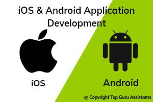 Portfolio for Android & iOS Application development