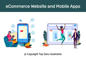 Portfolio for eCommerce Website and Mobile Apps