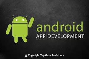 Portfolio for Hire Android Developer | App Development