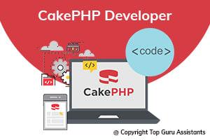 Portfolio for Hire Full Stack CakePHP Developer