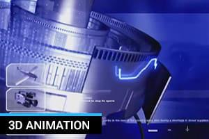 Portfolio for 3D Animation
