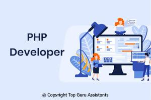 Portfolio for Hire PHP Developer | Web Development