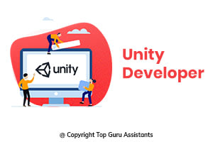 Portfolio for Hire Unity Developer | App Development
