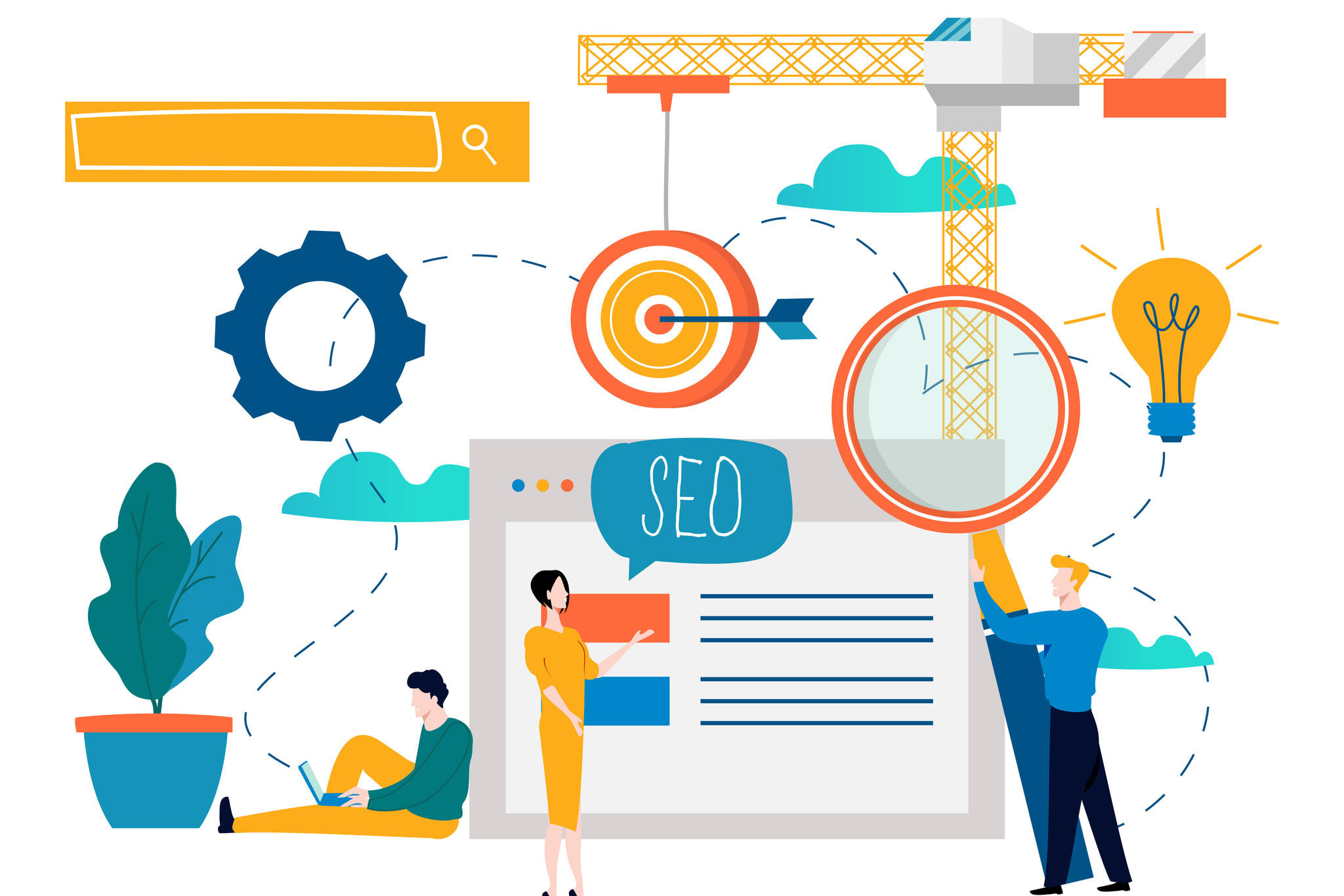 Portfolio for White Hat Monthly SEO Services