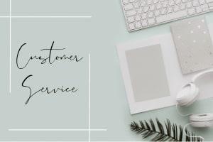 Portfolio for Customer Service