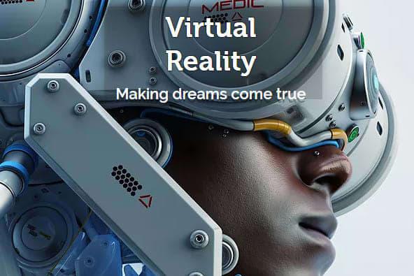 Portfolio for VR GAMES DEVELOPER