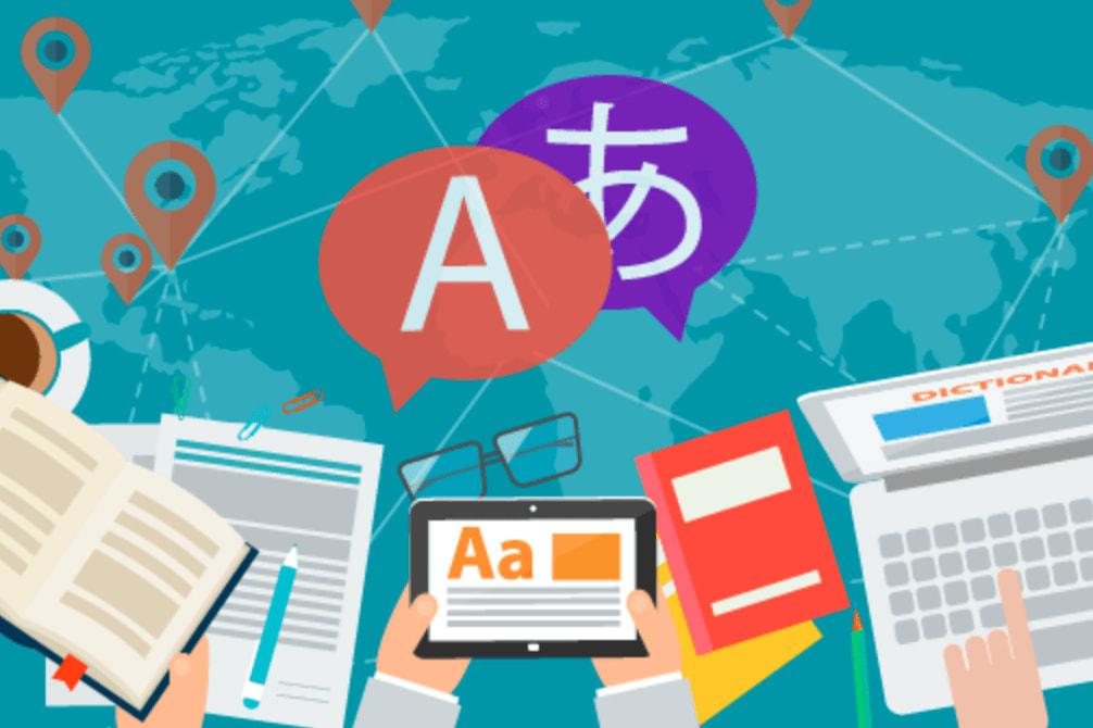 Portfolio for Translation and Logo Designing.