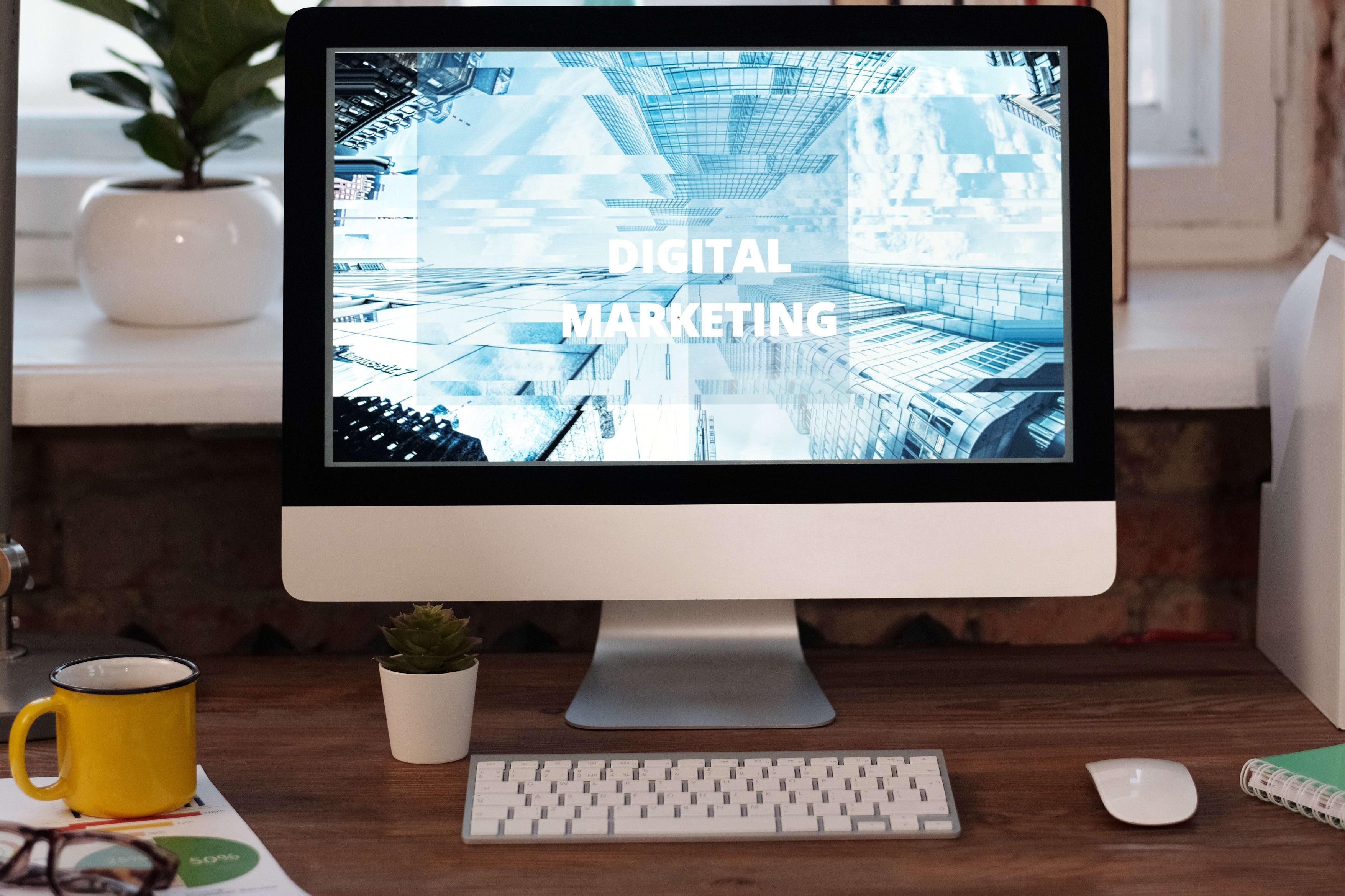 Portfolio for Digital Marketing (Overview)