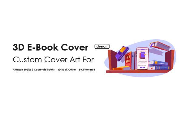Portfolio for Book Cover Art | E-Book Cover Design