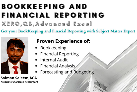 Portfolio for Bookkeeping and Financial Reporting