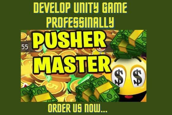 Portfolio for develop unity game professinally