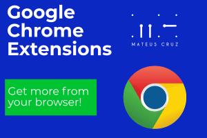 Portfolio for Google Chrome Extensions Developer