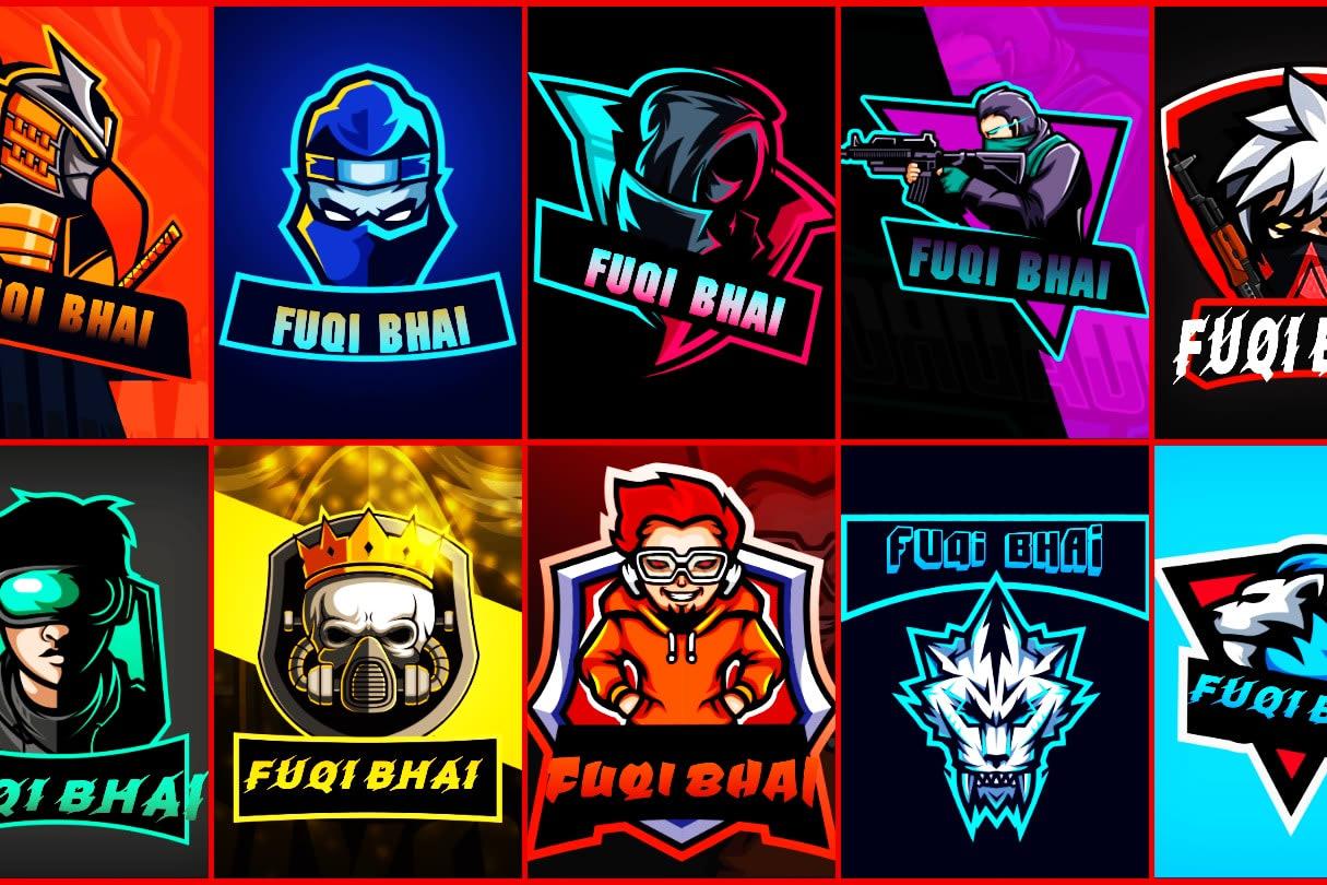 Portfolio for i will gaming logos in 1 Day