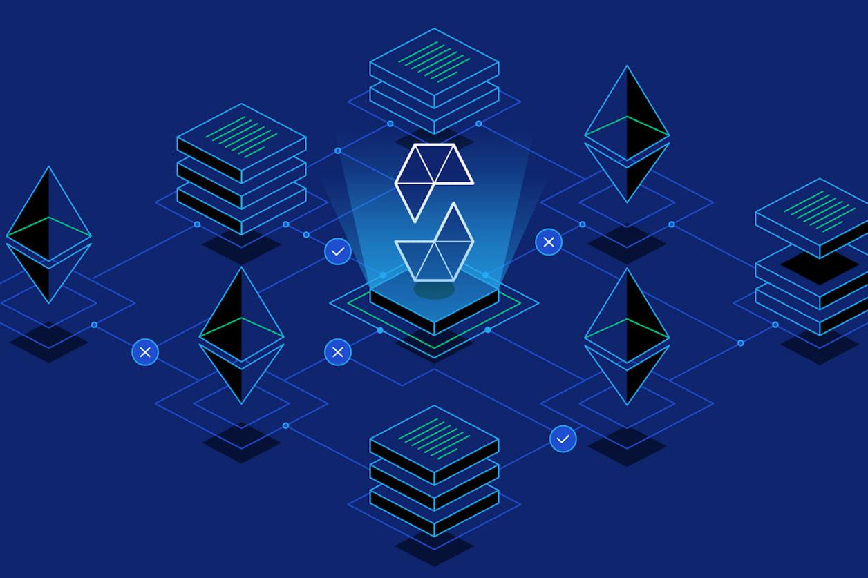 Portfolio for Blockchain/Ethereum/Solidity Expert