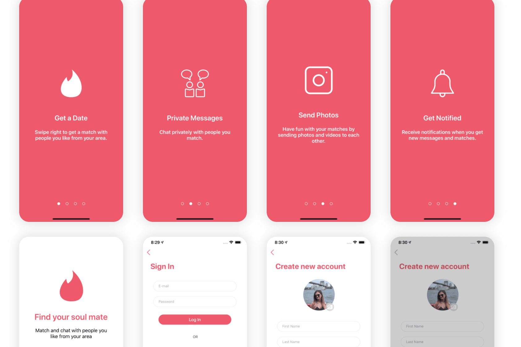 Portfolio for Mobile Designer | Graphic Designer
