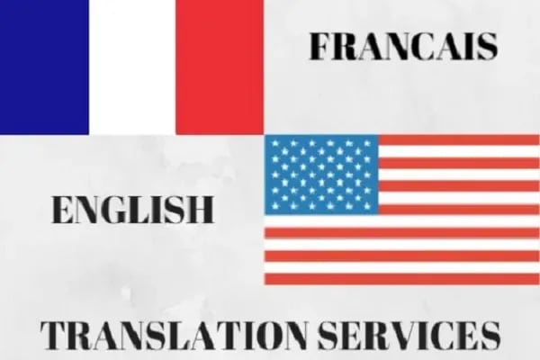 Portfolio for Translator in the English/French pair