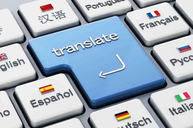 Portfolio for I am very expart to translate the langua