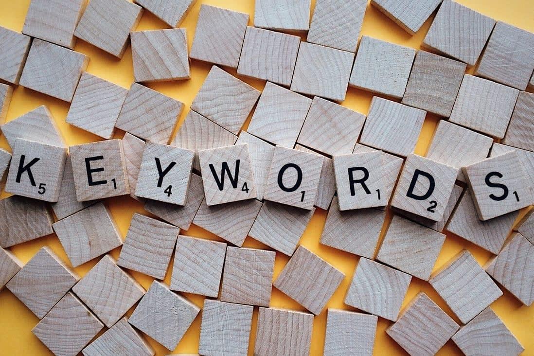 Portfolio for In-depth Keyword Research